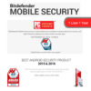 Bitdefender MOBILE SECURITY 2018 2