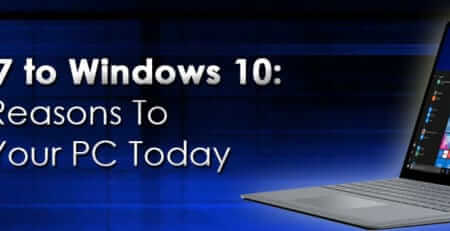 Windows 10: don't get left behind