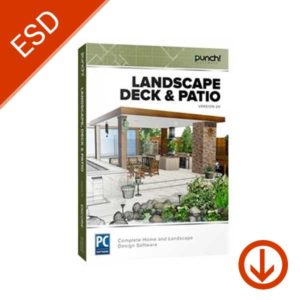Punch! Landscape, Deck & Patio v20