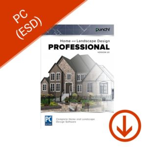 punch home landscape design professional v20 esd