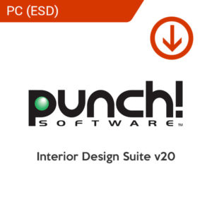 punch interior design suite v20 esd