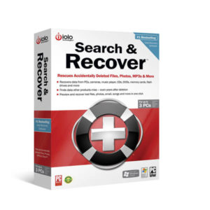 iolo search and recover