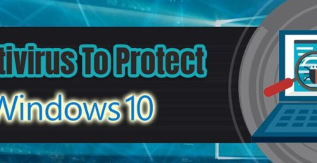 antiviruses for windows 10