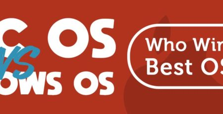 compares mac os and windows os to find out which is the better operating system between the two