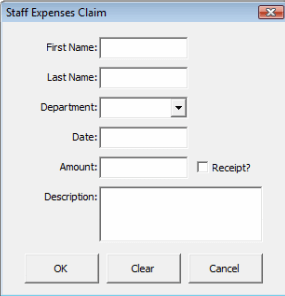 you can create a dropdown like this with excel