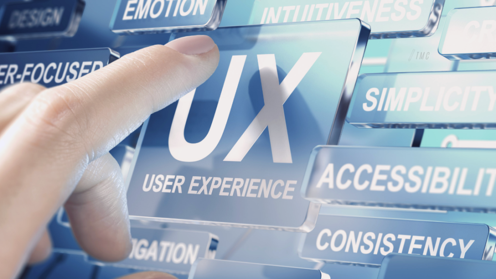 UX and User Experience, Softvire